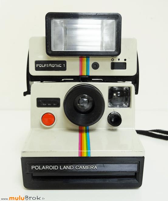 collection appareil photo polaroid