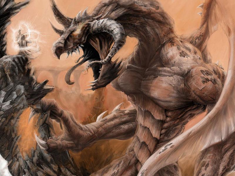Dragon Féroce