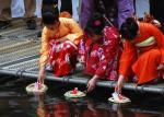 hinanagashi-prière