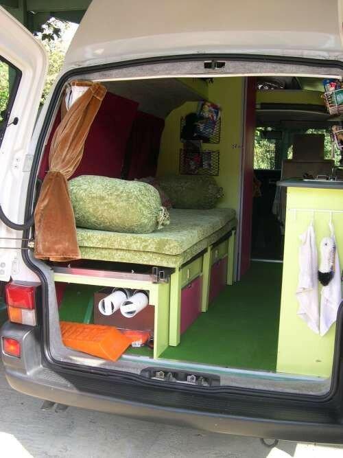 3me Amnagement Du T4 Volkswagen Camping Car