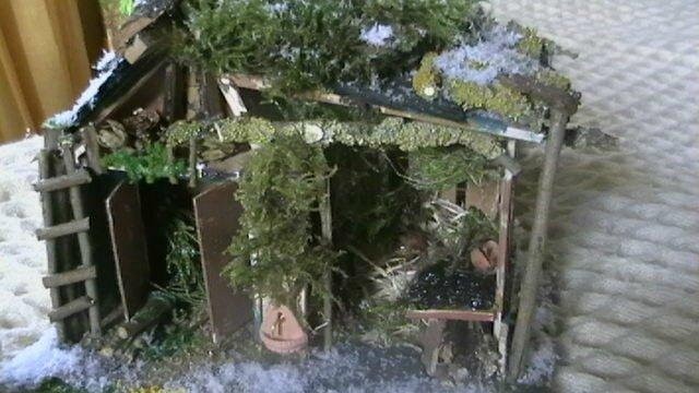 Deco Village De Noel Fait Maison