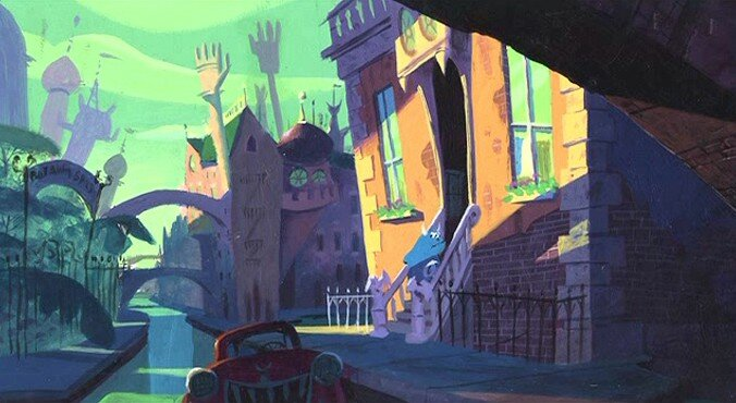 Image result for environment art animations
