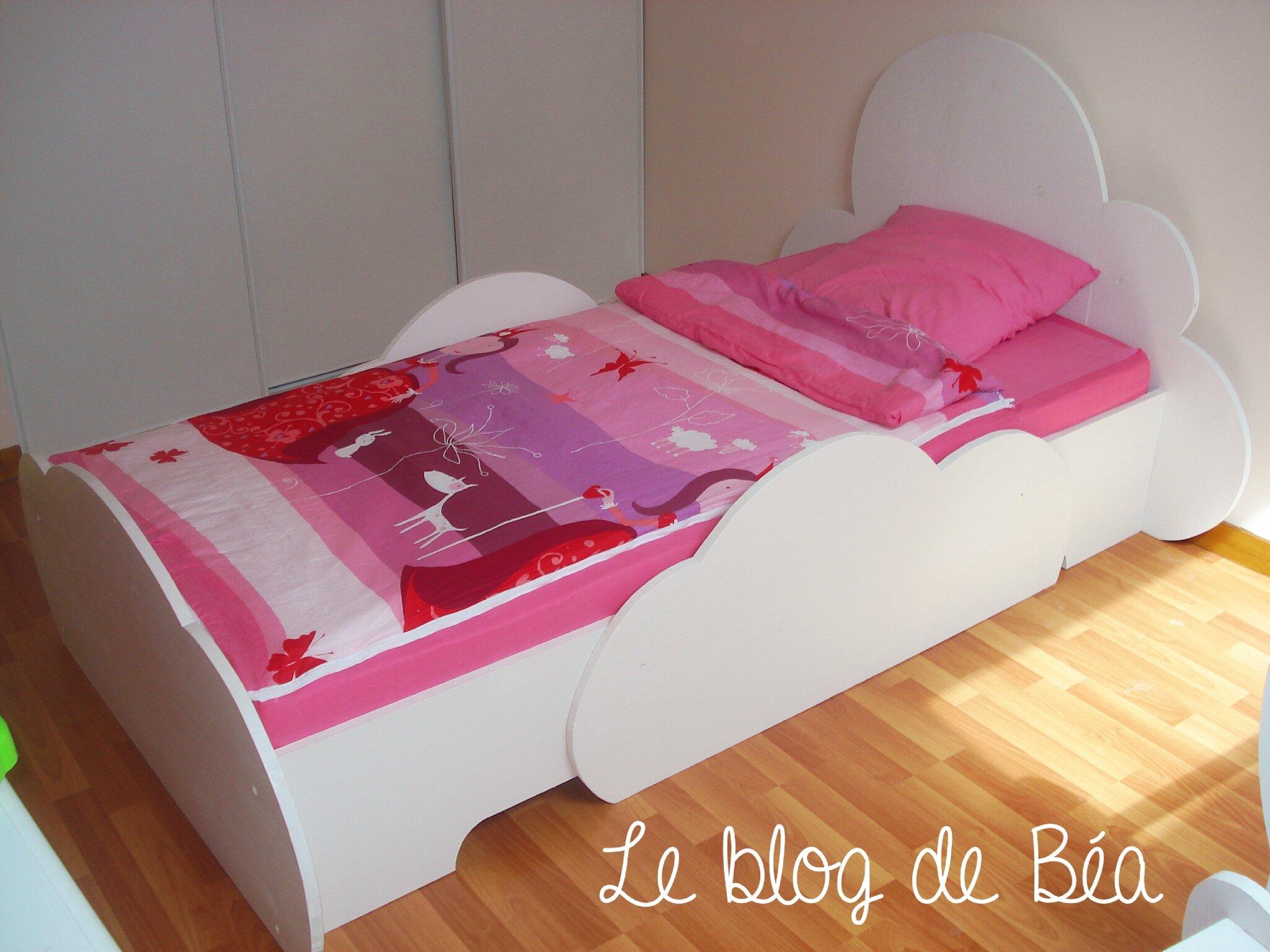 pour fabriquer un lit pour enfant