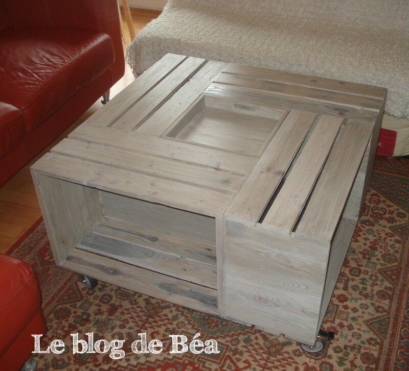 Pas Pas Table Basse Bar Le Blog De Ba