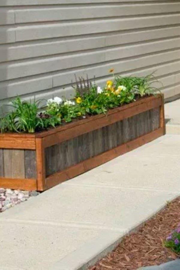 30 best diy planter box ideas and