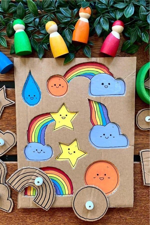 36 Best Cardboard Crafts Activities For Kids In 2021 Crazy Laura