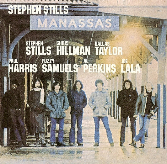 Manassas (Stephen Stills, album cover, 1972)
