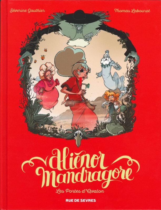 Aliénor Mandragore T