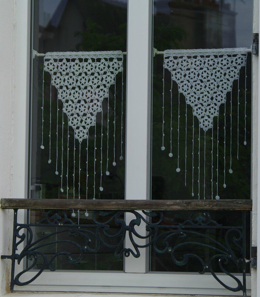 Crocheter Des Rideaux