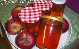 Compotes et confitures de pomme