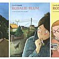 Rosalie blum t.1-2-3, camille jourdy