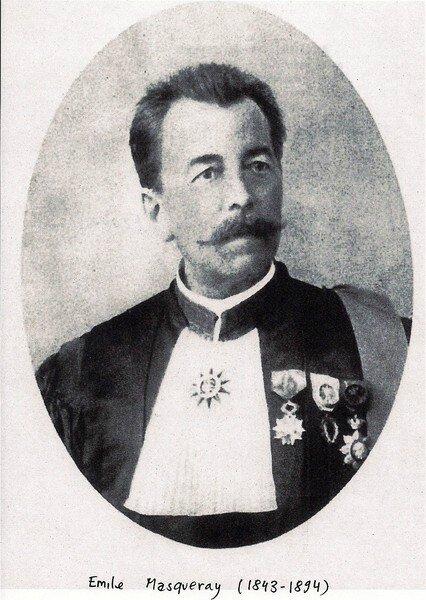 Émile Masqueray