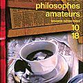 Le club des philosophes amateurs, alexander mccall smith