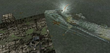 Shadow-of-the-Colossus-SOTC-Wallpaper-Hydrus-Sea-Dragon-07