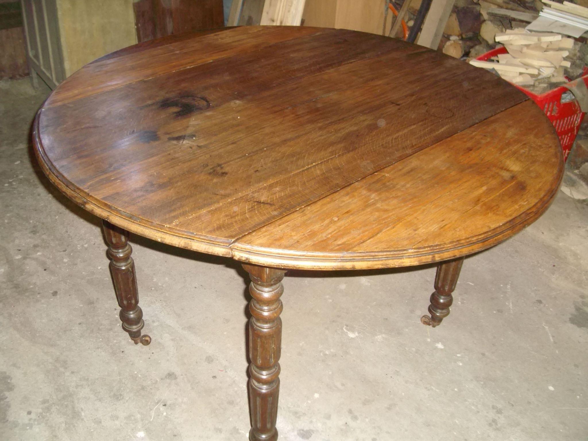 Table Ronde La Dco De Gg