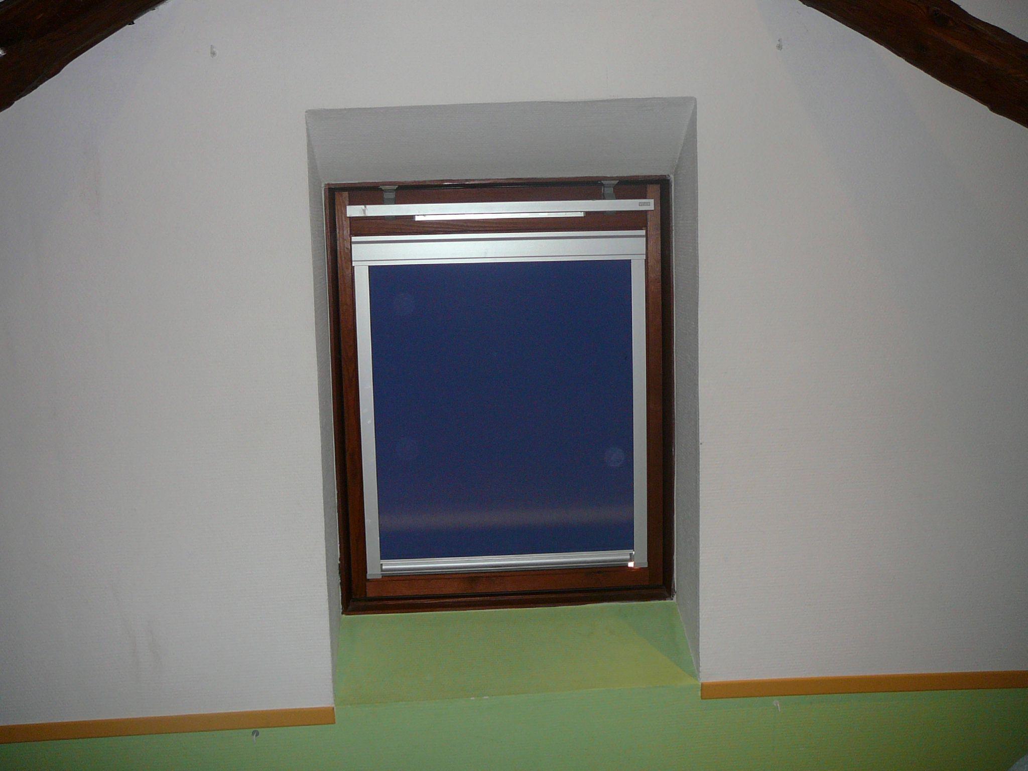 Rideau Opaque Fenetre
