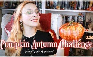 Logo Pumpkin Autumn Challenge