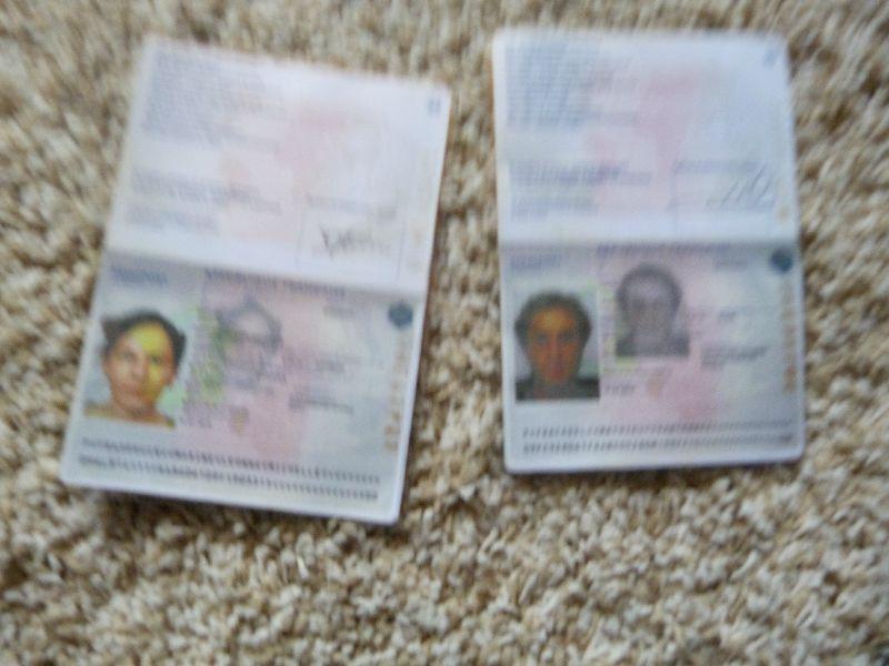 f52 photocopies passeports
