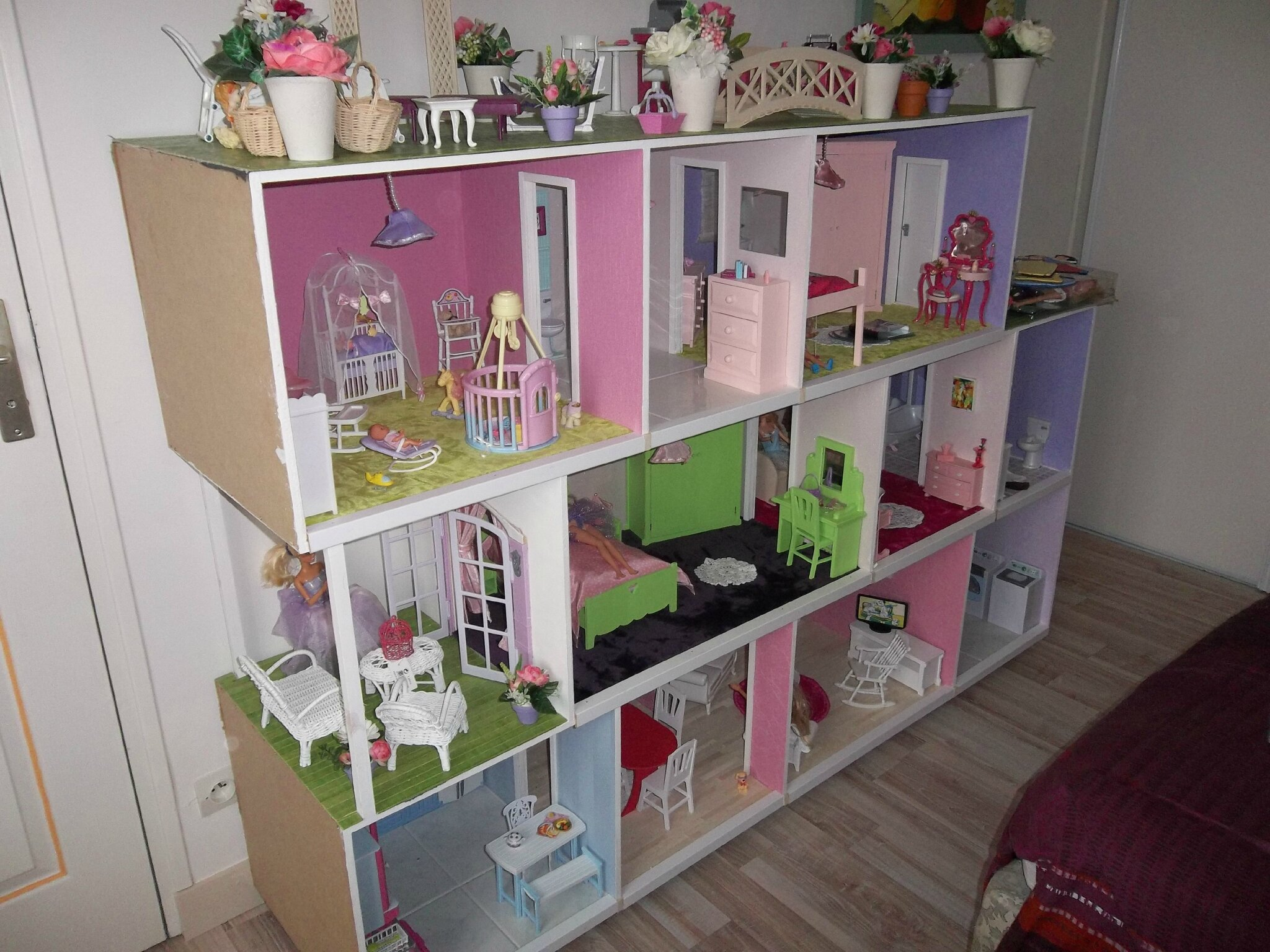 maison barbie en bois a vendre conseils