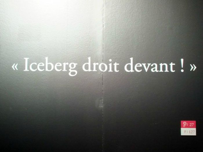exposition-titanic-paris-porte-de-versailles-photos-art-nouveau-cabine-premiere-troisieme-classe-couloir-porte-reconstitution-decors-grand-escalier-iceberg (23)