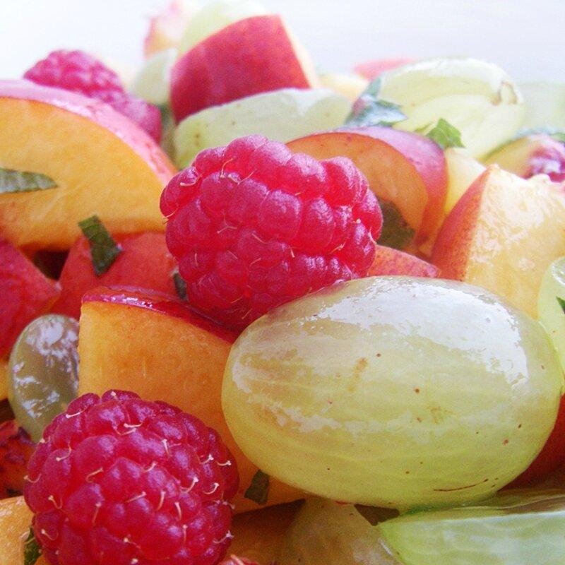 salade de fruits fin d'été