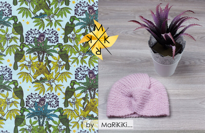 Bonnet turban 07
