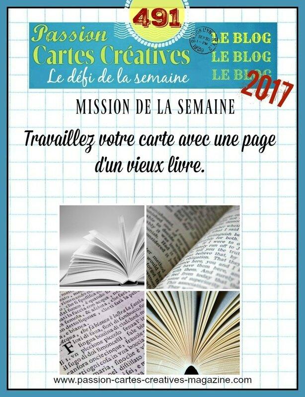 491 PAGE DE LIVRE
