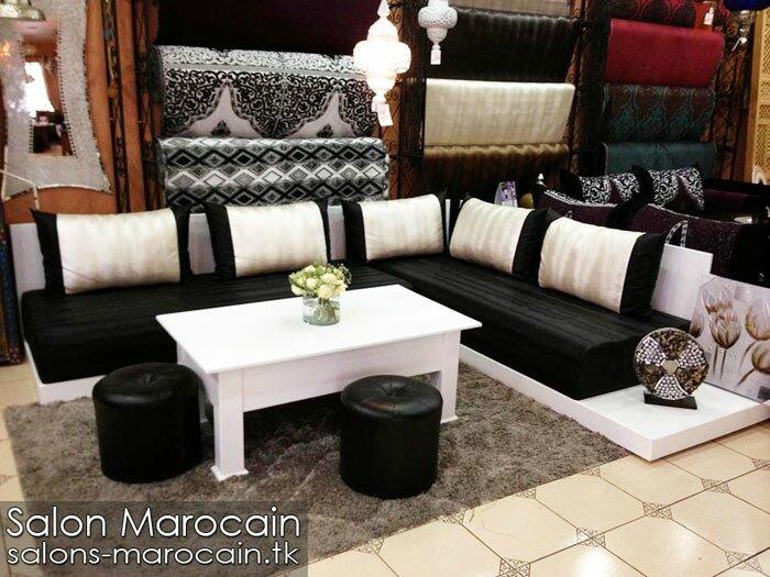 Dcoration Salon Marocain 2014 Salon Marocain Moderne