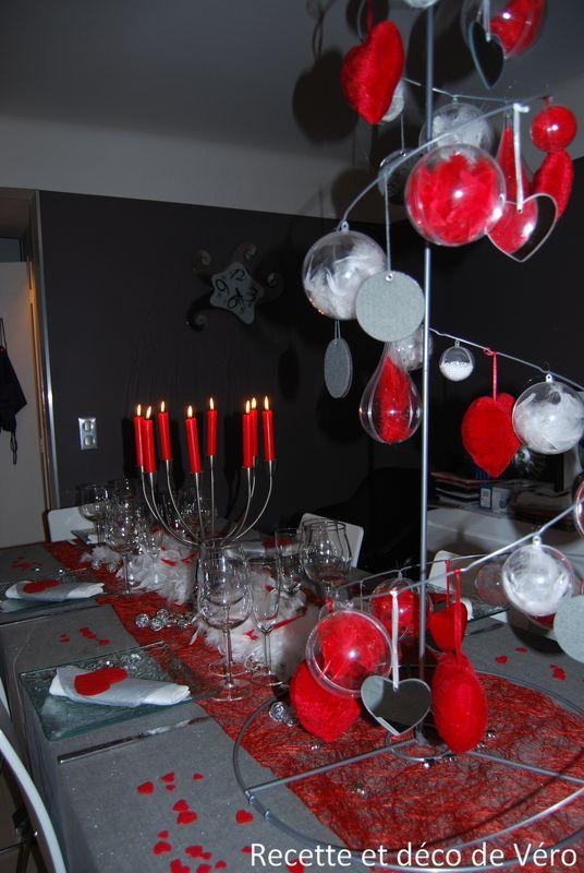 Dcoration De Table Pour NOEL Recette Et Dco De Vro