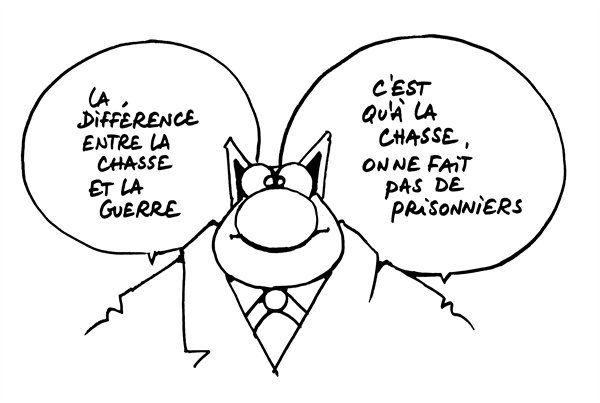 """Résultat de recherche d'images pour """"chasseurs en guerre humour"""""""
