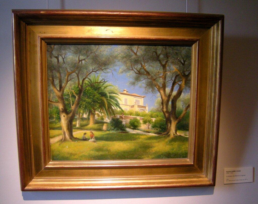 Visite Renoir Au Domaine Des Collettes En Bateau