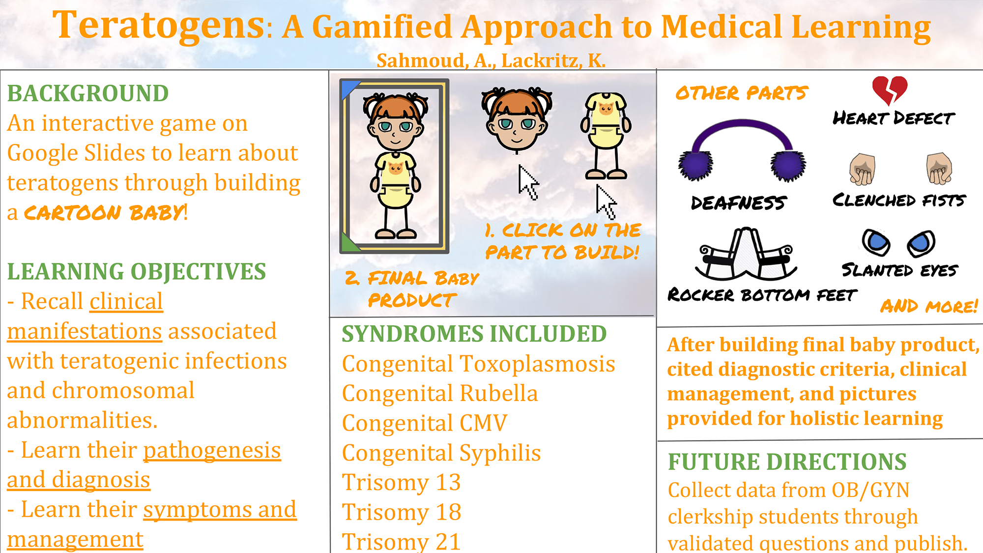 Amine Sahmoud - PAS-32-Teratogens-A-Gamified-Approach-to-Medical-Student-Learning