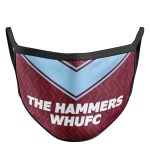 The Hammers Retro Face Mask