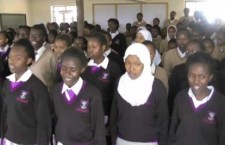 Kenyan National Anthem – Performed by the Girls at Loise Girls' School