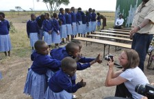 Stephen Girard Students Learn about Kenya