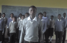 Mwituria Secondary School Students Sing for Windermere