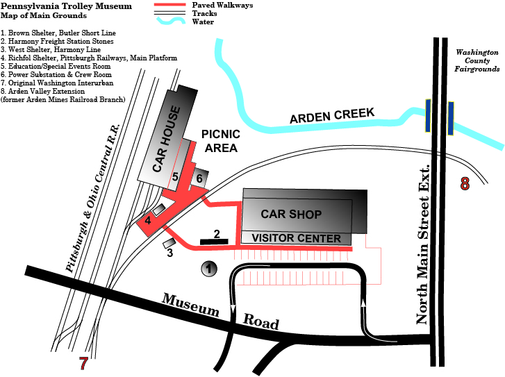 west-site-map