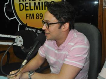 Deputado Mário Negromonte Jr. (PP)
