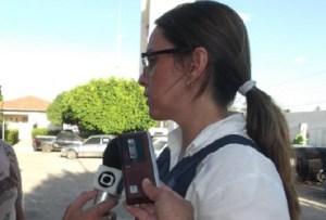 Delegada Lígia falou sobre o caso ao portal Paulo Afonso Agora