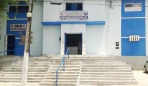 Sede da prefeitura municipal de Delmiro Gouveia - AL.