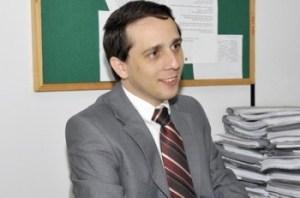 juiz da 1ª Vara do Juizado Especial de PA. Dr. Reginaldo Coelho Cavalcante
