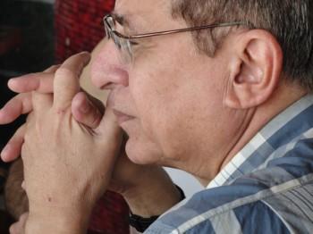 Luiz Ruben Ferreira de Alcântara Bonfim, é pernambucano radicado em Paulo Afonso.