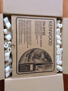 unpack box TH-D72