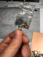 Transistor for denoiser