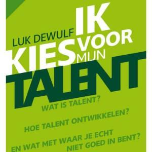 afbeelding boek, Ik kies voor mijn talent