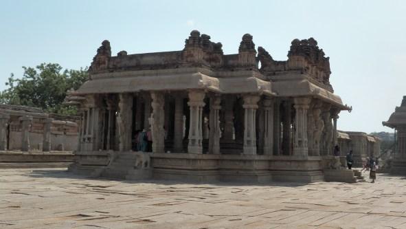 Kalyana mandapa of Vijaya Vitthala Mandira, Hampi