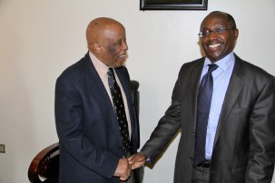 Festus Mogae, JMEC chairman