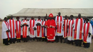 Bishop Peter Bol Arok