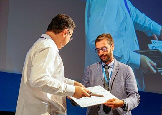 first Fernando Arevalo YO award