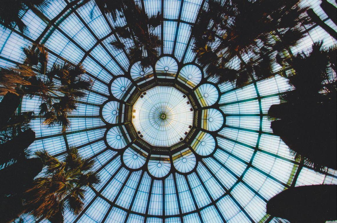 Das Glasdach